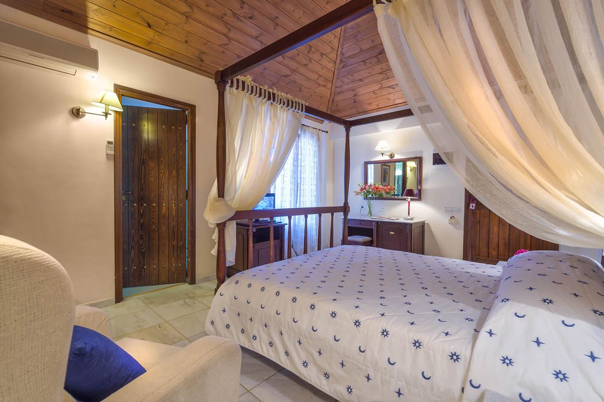Standard Double Room Spilia Village