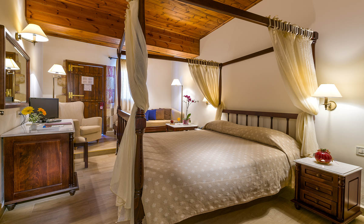 Superior Double Room Spilia Village