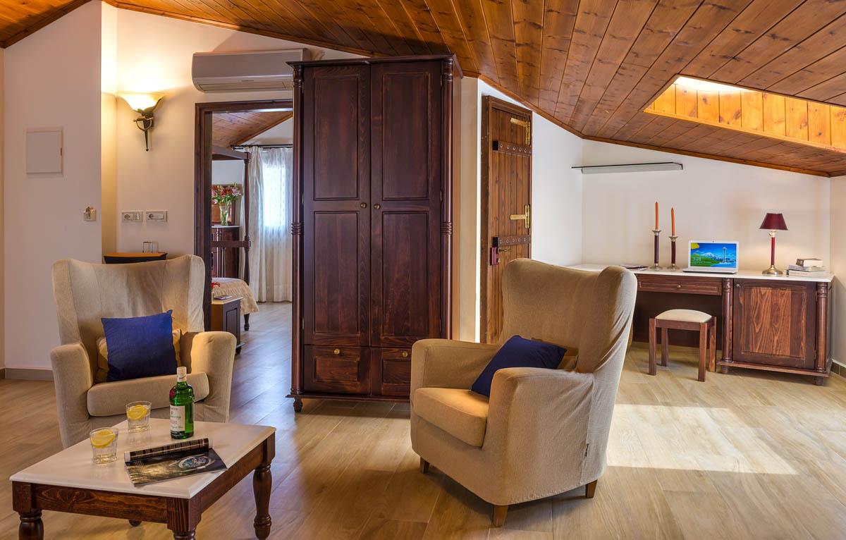 Superior Suite Spilia Village