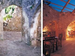 "Restaurant ""Ta Chalara"" Past & present"